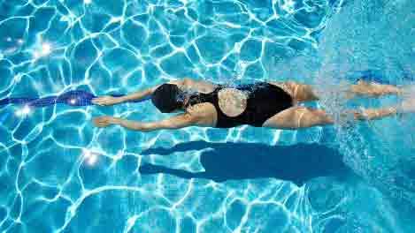 شنا و انواع شنا