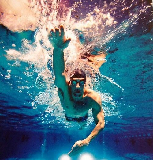 5 اصل برای شناگران حرفه ای